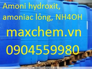 Amoni hydroxit, amoniac lỏng, NH4OH